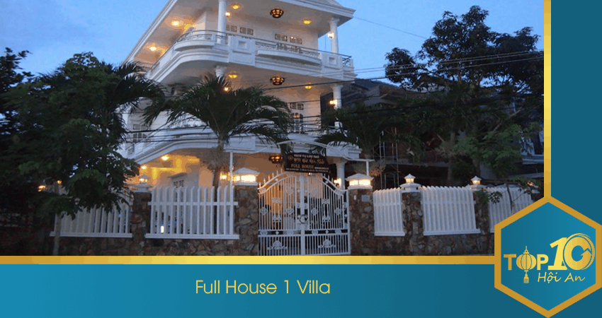 Full House 1 Villa